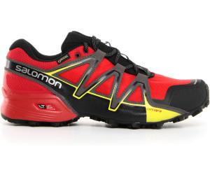 Salomon Speedcross Vario 2 GTX fiery redbarbados cherry a