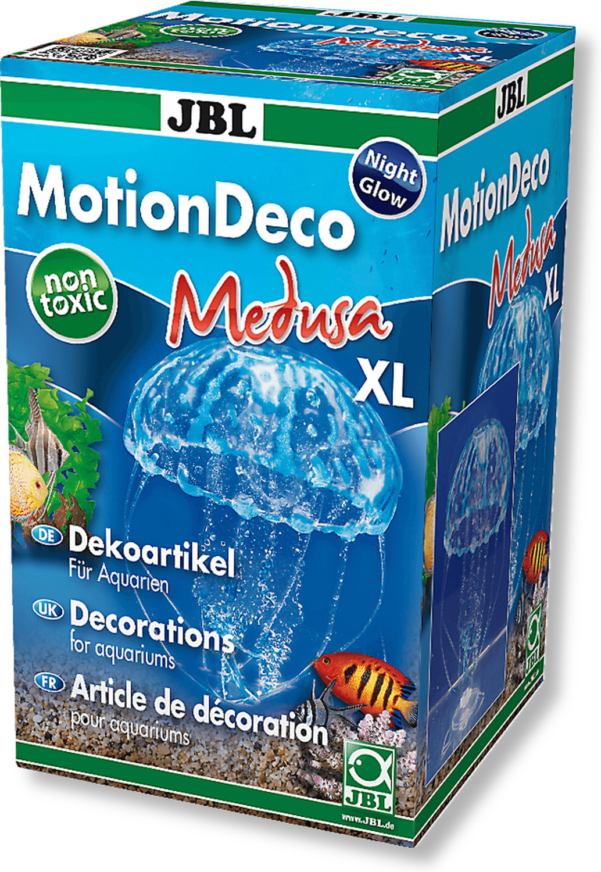 JBL MotionDeco Medusa XL blau