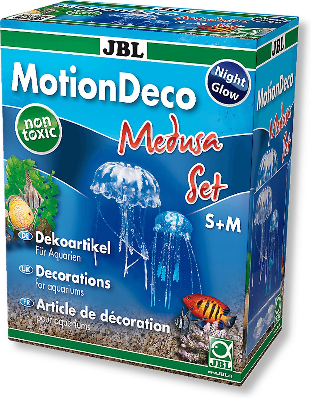 JBL MotionDeco Medusa Set S+M blau