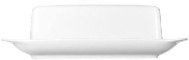 Arzberg Form 1382 Butterdose 250 g weiß