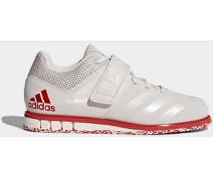 Adidas Powerlift 3.1 chalk pearlchalk pearlscarlet ab 62