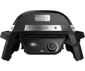 Weber Elektrogrill Q 1400 Test : Weber grill q q outdoor electric grill dark gray portable