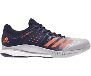 size 40 8689f f9a10 adidasCrazyflight Bounce VolleyballschuheHerren Legend Ink HiRes  Orange Grey Two. Nike ...