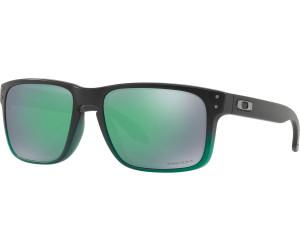 Oakley Herren Sonnenbrille »HOLBROOK OO9102«, grün, 9102E4 - grün/grün