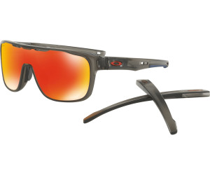 Oakley Oakley Crossrange Shield matte gray smoke /prizm ruby wq3YckUUM