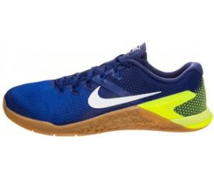 b31246a43282 Buy Nike Metcon 4 Volt Racer Blue Gum Medium Brown White from £70.00 ...