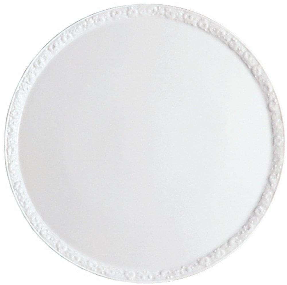 Rosenthal Maria Tortenplatte rund 31,5 cm weiß