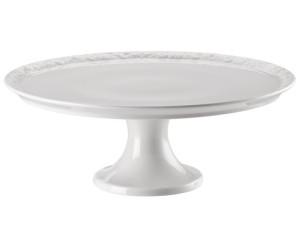 Rosenthal Tortenplatte auf Fuß groß 31,5 cm Maria Weiß