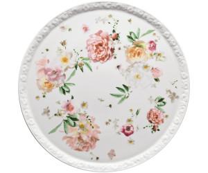Rosenthal Tortenplatte 31,5 cm Maria Pink Rose