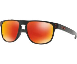 Oakley HOLBROOK Sonnenbrille Matte Black / PRIZM Ruby TFWROSmpkK