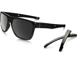 Oakley Crossrange Prizm Polarized Sonnenbrille Schwarz Yp7HqUUQ