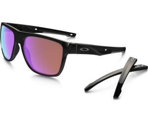 Oakley Crossrange Round Prizm Sonnenbrille Rot/Schwarz wniItu1