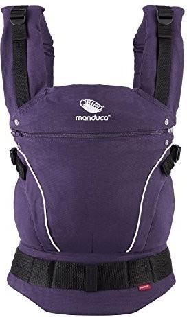 Manduca First PureCotton - Purple
