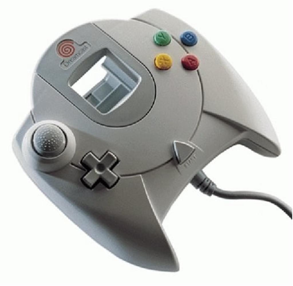 Image of Sega Dreamcast Gamepad