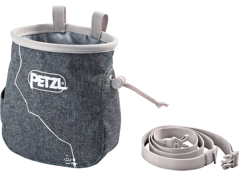 Petzl Chalkbag SAKA grau