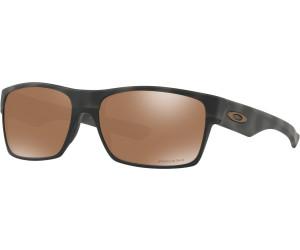 Oakley Twoface Olive Prizm Tungsten Sonnenbrille Grün/Schwarz QpC90JSQK
