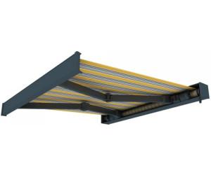 Paramondo Line 5x3 m gelb-grau-blau