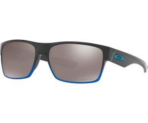 Oakley Twoface Sunglasses Blue Pop Fade/Prizm Black Polarized 2018 Sonnenbrillen PUVdSaCh