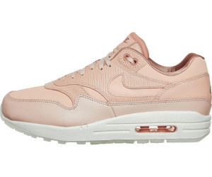 Nike Wmns Air Max 1 Premium armory navyrugged orange