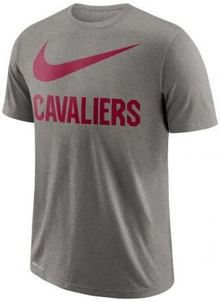 Nike Cleveland Cavaliers Dry Swoosh T-Shirt