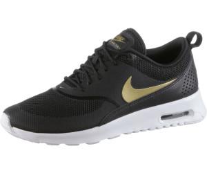 Nike Thea Metallic Navy Shoes Womens