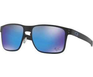 Oakley Holbrook Prizm Sapphire Sonnenbrille Schwarz/Matt LmdyT