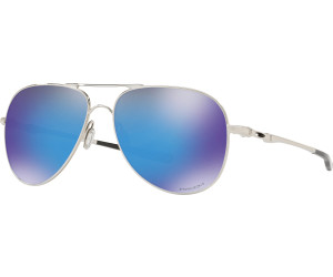 53e2b3c676 Buy Oakley Elmont Large OO4119-1060 (polished chrome prizm sapphire ...