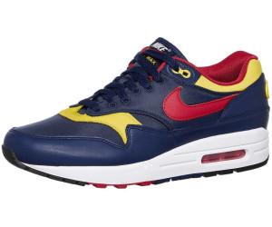 1 Air Meilleur Nike Max Premium Au Navyvivid Red Sulfurwhitegym Ymf6gIbyv7