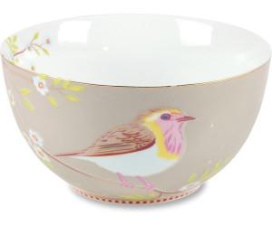 PiP Studio Early Bird Schale 15 cm khaki