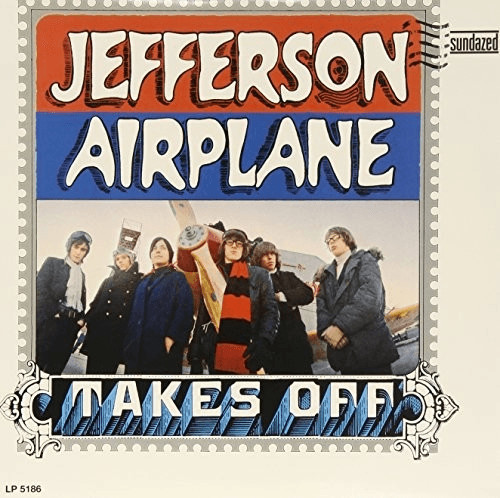 Jefferson Airplane - Takes Off (Vinyl)