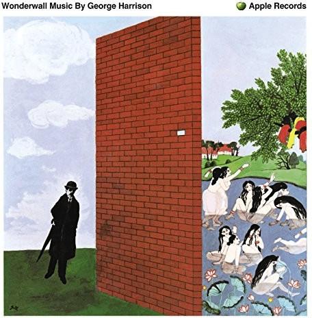 George Harrison - Wonderwall Music (Vinyl)