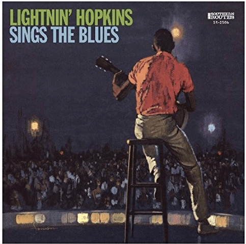 Lightnin´ Hopkins - Sings The Blues [VINYL]