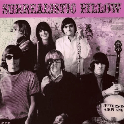 Jefferson Airplane - Surrealistic Pillow (Vinyl)