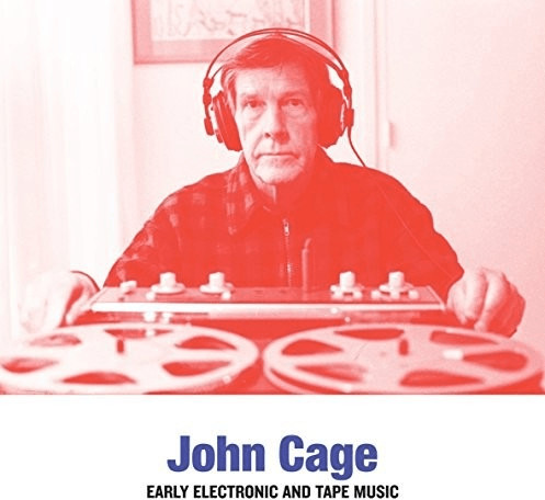 John Cage - Early Electronic & Tape Music (Vinyl)