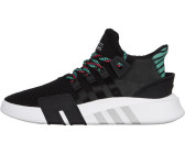 outlet store b6992 9106f Adidas EQT Bask ADV core blackcore blacksub green