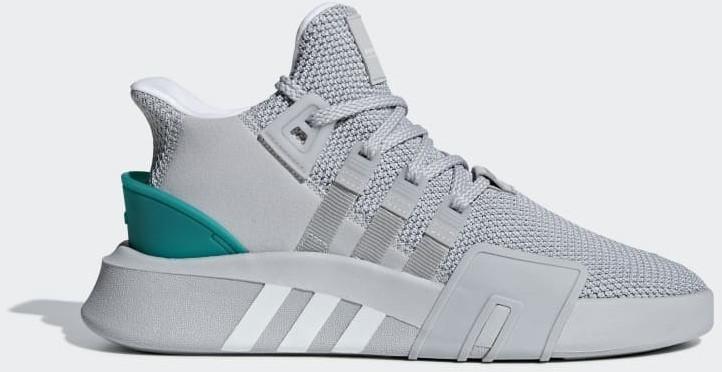Adidas EQT BASK ADV, Zapatillas de Deporte para Hombre, Gris Carbon/Reauni 000, 45 1/3 EU