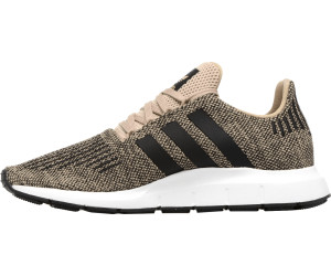 Buy Adidas Swift Run Raw Gold Core Black Ftwr White from £46.99 ... 4088f99af