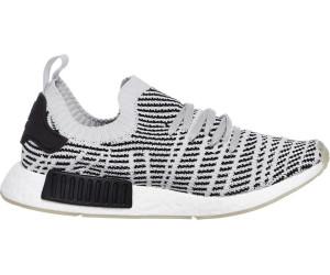 Adidas NMD_R1 STLT Primeknit grey twogrey onecore black ab