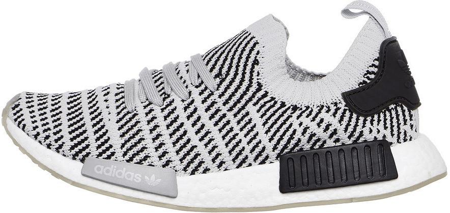 Adidas NMD_R1 STLT Primeknit grey two/grey one/core black