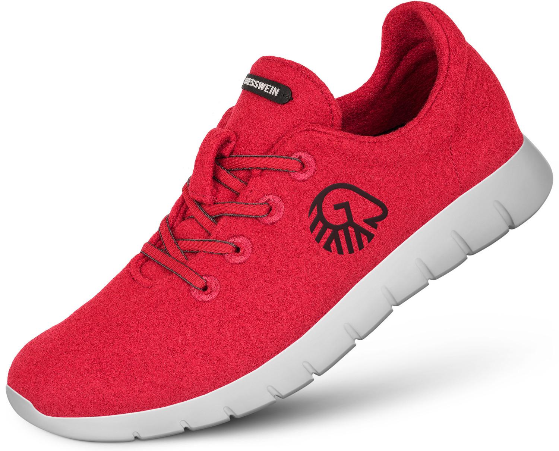 Rabatt Giesswein Woll Sneaker Merino