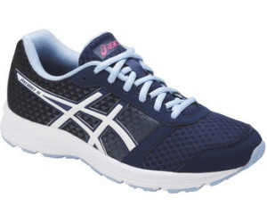 Asics Patriot 8 Women indigo bluewhitefuchsia purple au