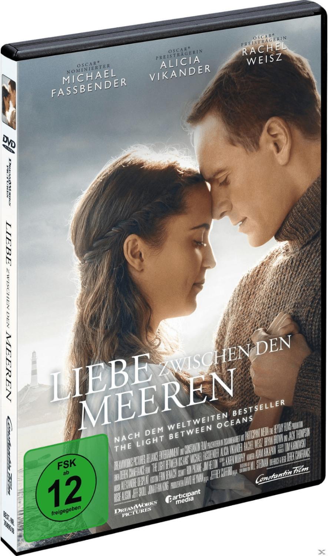 Liebe zwischen den Meeren [DVD]