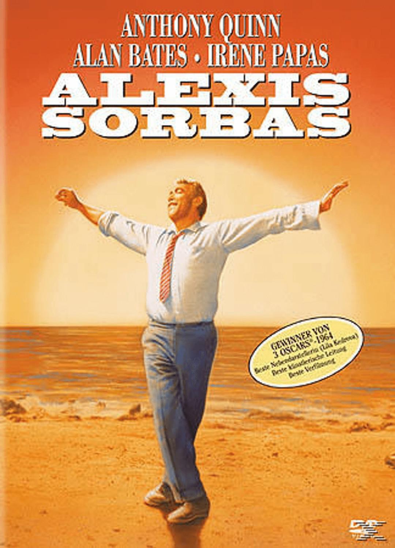 Alexis Sorbas [DVD]