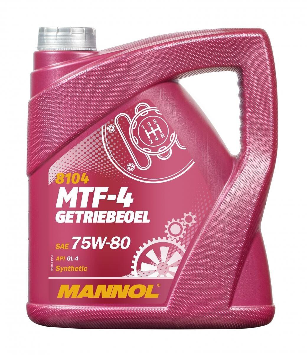 Mannol MTF-4 75W-80 API GL-4 (4 l)