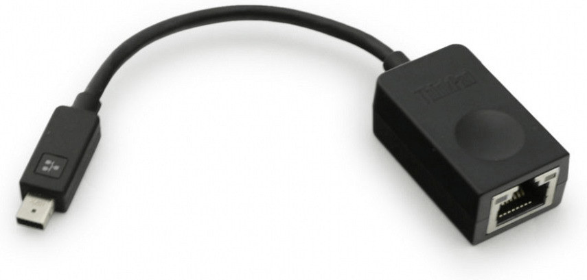 Lenovo Micro USB Ethernet Network Adapter (4X90F84315)