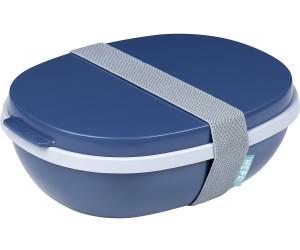 rosti mepal lunchbox to go ellipse duo ab 11 00 preisvergleich bei. Black Bedroom Furniture Sets. Home Design Ideas