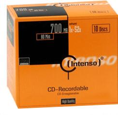 Intenso CD-R 700MB 80min 52x 10er