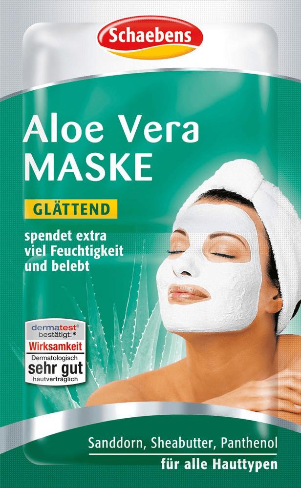 Schaebens Aloe Vera Maske (2x5ml)