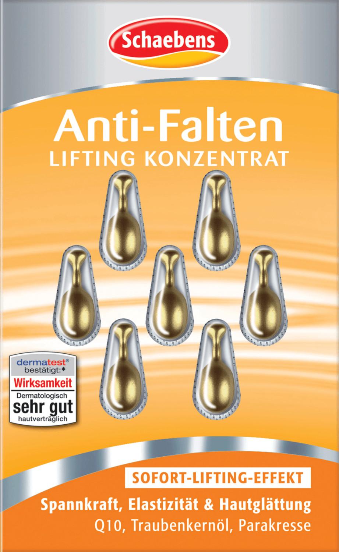 Schaebens Konzentrat Anti-Falten Lifting (7 Stk.)
