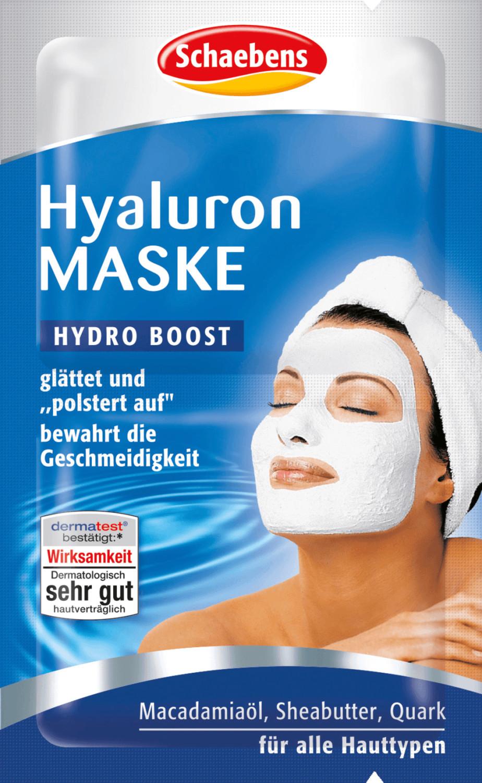 Schaebens Hyaluron Maske (2x5ml)